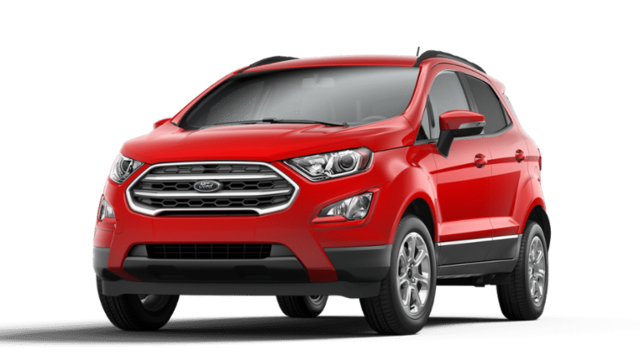 New Ford Vehicles 2020 Ford EcoSport SE Crossover in El Paso, TX